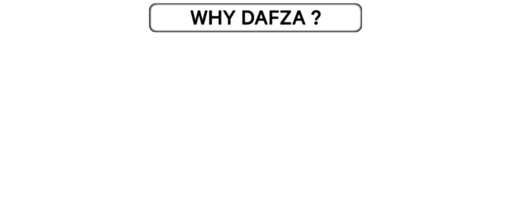 Advantages of DAFZA